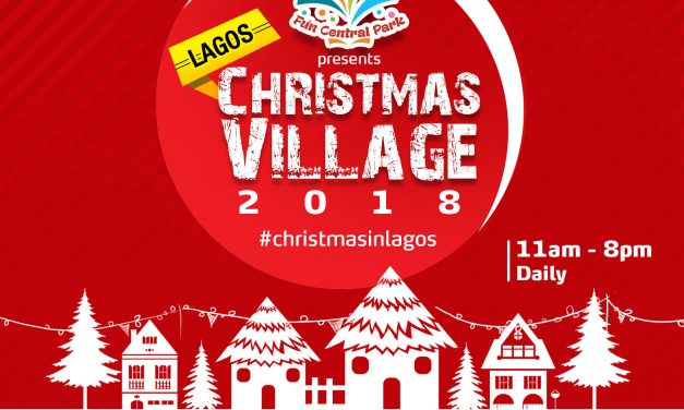 "Fun Central Park Presents ""Christmas Village"""