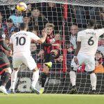 Manchester United Beats Bournemouth