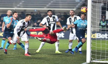 Juve draws Atalanta: The Highlights