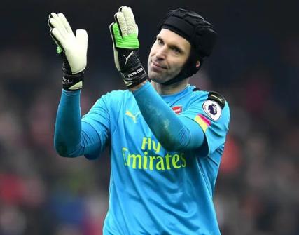 Arsenal goalkeeper Petr Cech announces retirement