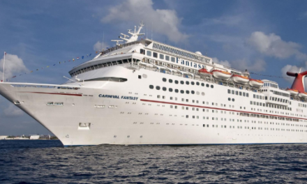 500 people get sick aboard cruise ship