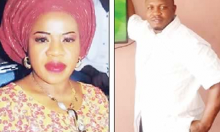 Police arrest suspect over murder of Lagos hotelier and manager