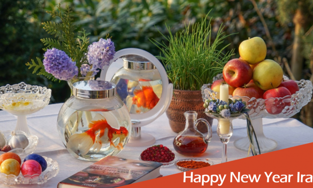 Persians Celebrate New Year 2019
