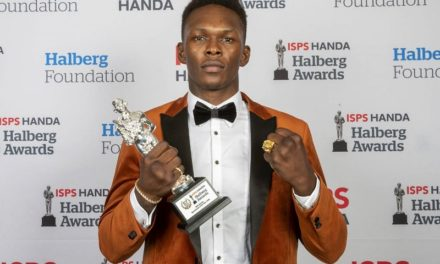Israel Adesanya wins Sportsman of the year, Addresses New Zealand's Tall Poppy Syndrome