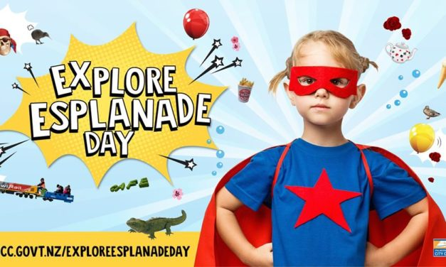 Explore Esplanade Day: Palmy's Family Day Out Coming Soon