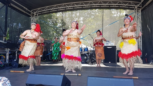 Palmy City Celebrate Iconic Festival of Cultures 2020