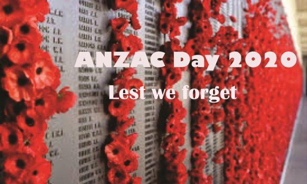 New Zealand Commemorates Anzac Day Amid Coronavirus Lockdown